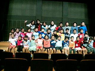 小学生演劇公演『光の王国』