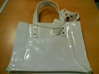 ペットフードの販促バッグ