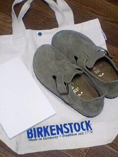 BIRKENSTOCK ロンドン