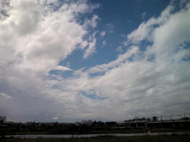 多摩川ウォーク