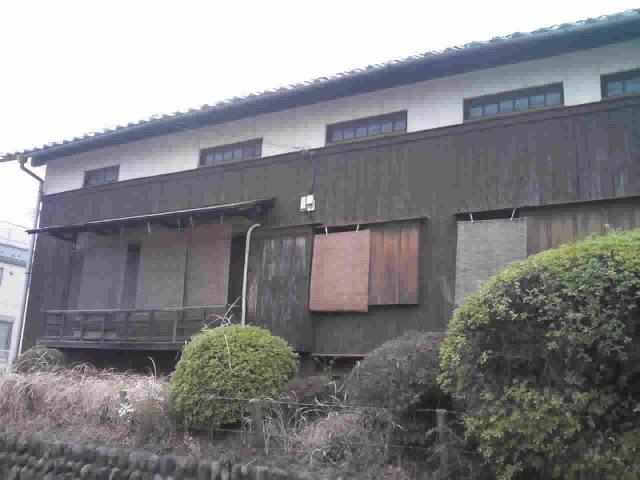 昭和な臭いの家(1)
